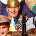 Tom's 80th Birthday Bash // Photo Booth